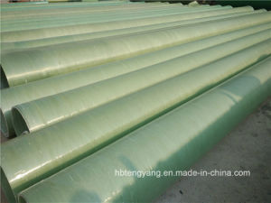 Water Tansportation Pipes FRP Round Pipes pictures & photos