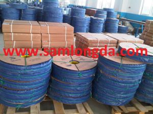 Extrusion Through The Weave Layflat Hose / PVC Layflat Hose pictures & photos