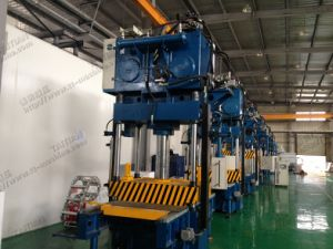 Hot Moulding Hydraulic Press for Carbon Fiber pictures & photos