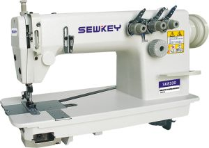 High-Speed Single/Double Needle Chain Stitch Sewing Machine (SK8100/8200)