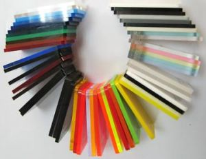 All Colorful PMMA / Acrylic for Building Material pictures & photos