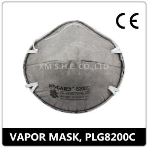 Disposable Cone Shape Nonwoven Particulate Respirator Dust Mask (PLG 8200C) pictures & photos