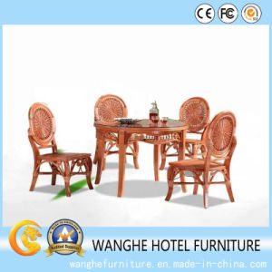 Garden Wicker PE Rattan Dining Furniture Structure Chair for Outdoor pictures & photos