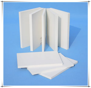 Printable White PVC Foam Board 4X8′ pictures & photos