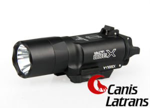 Tactical Flashlight X300 Ultra LED Weapon Light Cl15-0040 pictures & photos