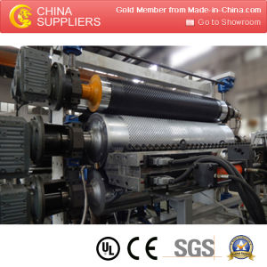 PP Waterproof Sheet Roll Extrusion Line pictures & photos