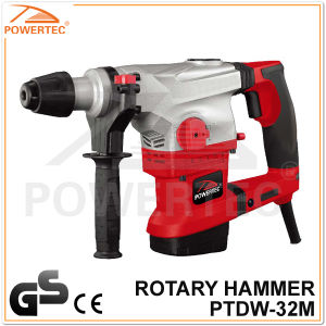 Owertec CE GS 1250W Rotary Electric Hammer (PTDW-32M) pictures & photos