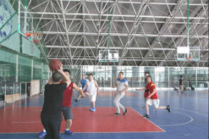Modern Light Steel Structure Basketball Playground Building (KXD-SSB102) pictures & photos