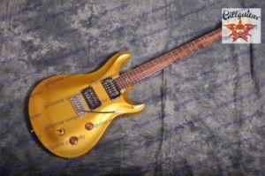 Gold Top Prs Electric Guitar