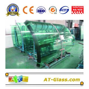 5mm-19mm Bent Tempered Glass/Bent Tougheened Glass with as-Nzs 2208-1996/Ce Certificate pictures & photos
