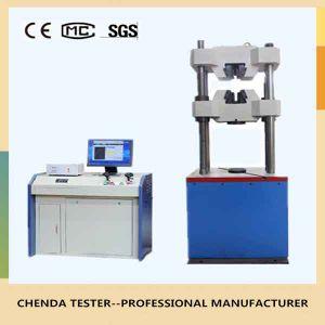 Wew-300b Computer Display Universal Testing Machine for Pump Tensile Test