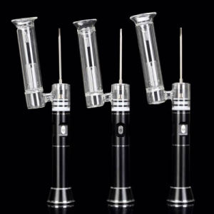 Most Popular Glass Water Pipe Dabber H Enail with 510 for Wax Dry Herb pictures & photos