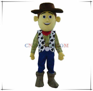 Good Boy Woody Cartoon Costume From Cartoon Character