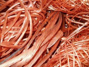 Copper Scrap 99.7%