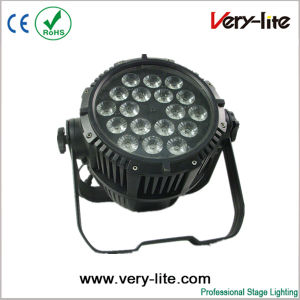 18*10W IP65 LED PAR Can Light Waterproof Stage Lighting (VP-1810A)