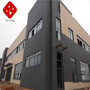 Structural Steel Frame Warehouse Construction pictures & photos