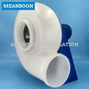 10 Inches 250 AC Industrial Plastic Anti Corrosion Centrifugal Fan pictures & photos