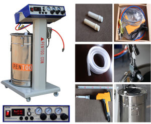 Hot Sell Powder Spraying Gun for Electrostatic Powder Coating pictures & photos