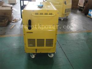 6kw Single Cylinder Diesel Generator Set (DG7250LN) pictures & photos