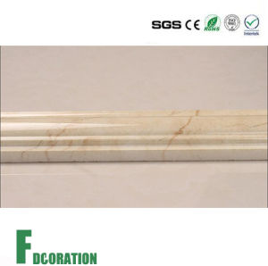 Quality Colorful Artificial Faux Marble Stone Moulding Border Skirting Line pictures & photos