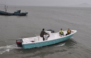 Liya 4.2m-7.6m Fiberglass Fishing Boat Panga Boat for Sale pictures & photos