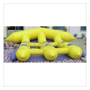Cheap Price 6 Seats Inflatable Aqua Flyfish for Sale