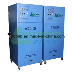 Industrial Cartridge Filter Welding Grinding Dust Collector with Explosion Proof System pictures & photos