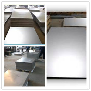 High Quality Incoloy 800 825 Alloy Plate Manufacturer pictures & photos