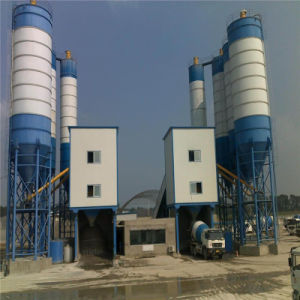 Hot Sale Concrete Machine Hzs120 Concrete Batching Plant pictures & photos