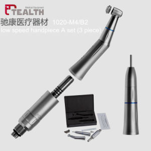 Tealth 1: 1 Low Speed Inner Channel Handpieces pictures & photos