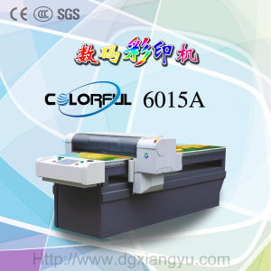 Digital 6*15m Linear Guide Automatic Flatbed Printer Printing Machine (Colorful 6015A)