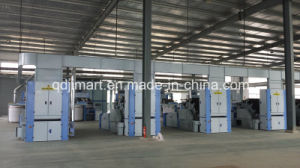 Cotton Waste Carding Machine /Single Cylinder Double Doff Carding Machine pictures & photos