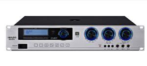 Digital Karaoke Amplifier with Center