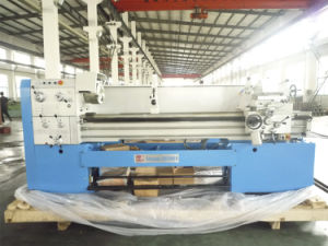 CJ6260C Big Hole High Speed Precision Lathe pictures & photos
