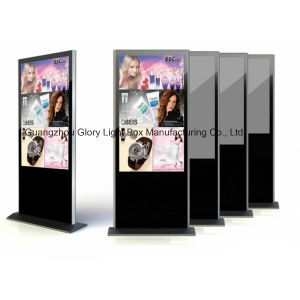 "Popular Model 55"" Advertising Player Totem pictures & photos"