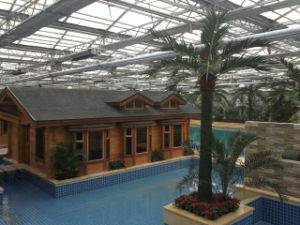 Eco-Sightseeing Greenhouse & Hot Sale Sunhouse * pictures & photos