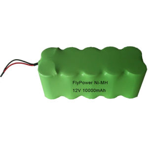 Ni-MH 12V D10000mAh Rechargeable Battery Pack (10S of FH-D10000)