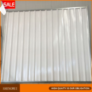 Super Quality Colorbond Solid Steel Temporary Hoarding Fencing Panels pictures & photos