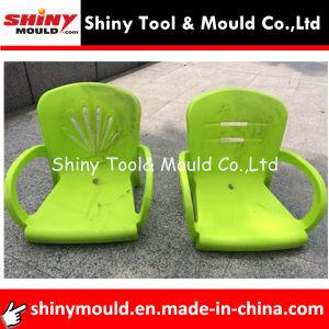Aluminium Leg Plastic Chair Mould
