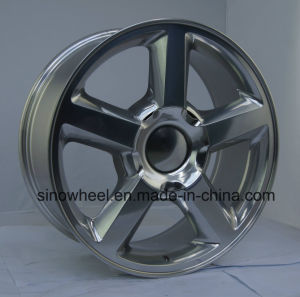 Suburban Replica Alloy Wheel Rim 20X8.5 for Chevrolet pictures & photos