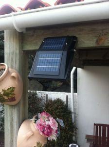 Solar Power for Billboard Lights, Solar LED Floodlight