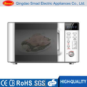 20L Mechanical Control Countertop Microwave Oven pictures & photos