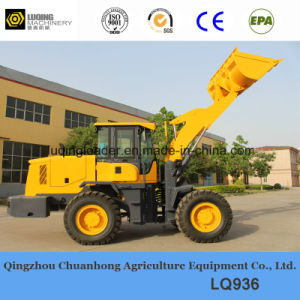 Large Wheel Loader-Lq936-Cat Design pictures & photos