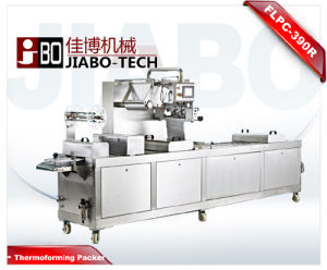 Triangle Cheese Thermoforming Packaging Machine pictures & photos