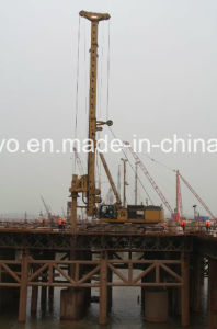 TR400D Rotary Drill Rig for Big Piles pictures & photos