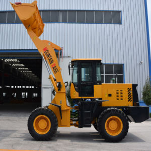 Earthmoving Equipment 2.2 Ton Front End Wheel Loader Price pictures & photos