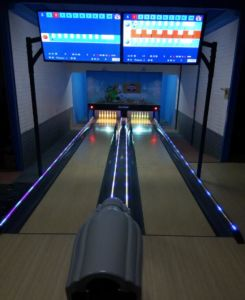 Trouble Free Mini Bowling Equipment pictures & photos