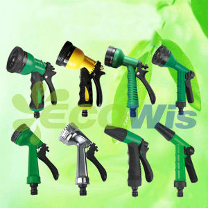 Pistol Trigger Garden Hose Spray Nozzle Gun Set pictures & photos