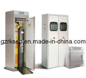 Gas Cylinders Cabinet