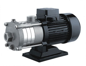 Stainless Steel Horizontal Centrifugal Pump with Lowest Price/Kh pictures & photos